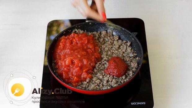 Как готовится кабачковая лазанья