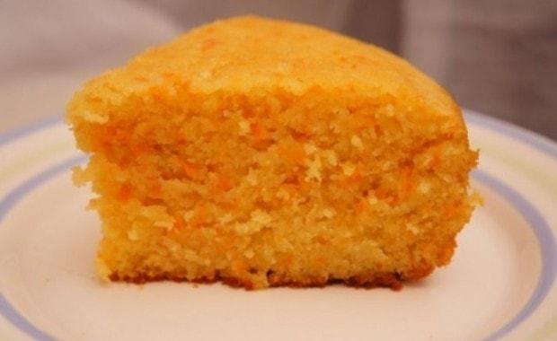 Пошаговый рецепт морковного пирога в мультиварке