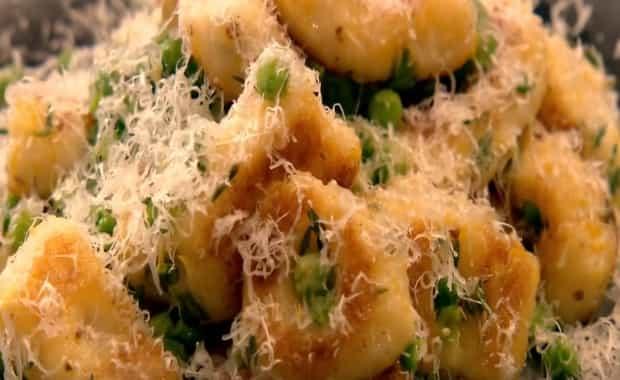 Рецепт приготовления вкусных картофельных ньокки