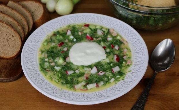 Салат с курицей и омлетом - Пошаговый рецепт с фото Салаты 38