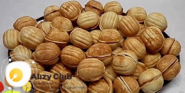 орешки готовы