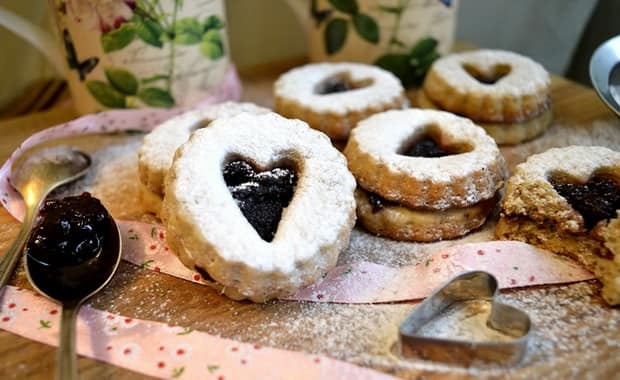 Как приготовить сахарное печенье по пошаговому рецепту с фото