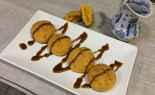 Как приготовить морковное печенье по пошаговому рецепту с фото