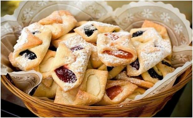 Как приготовить печенье Минутка по пошаговому рецепту с фото
