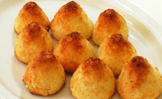 Пошаговый рецепт приготовления печенья Кокосанка