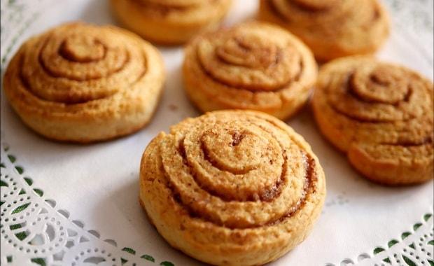 Как приготовить печенье на кефире по пошаговому рецепту с фото