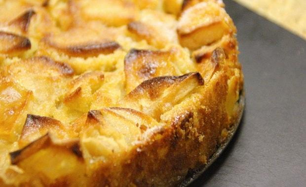 Как приготовить пирог с творогом и яблоками по пошаговому рецепту с фото