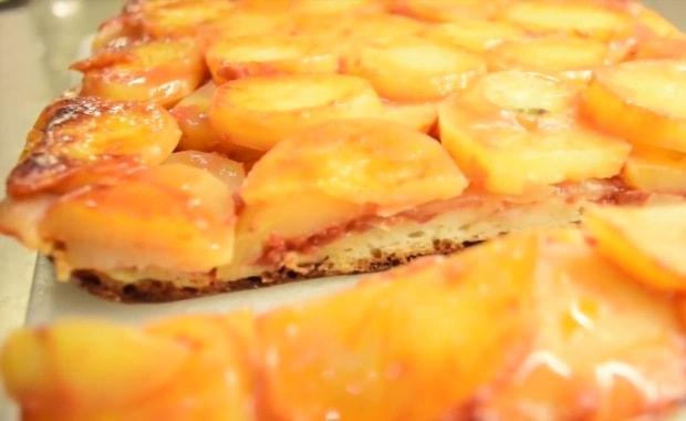 Пошаговый рецепт пирога с картошкой и луком
