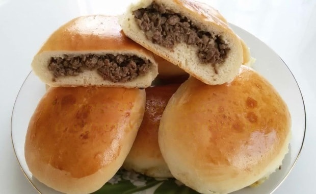 Рецепт приготовления пирожков с ливером на сковороде и в духовке