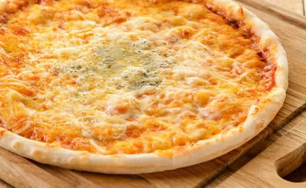 Как приготовить дома пиццу «4 сыра» по пошаговому рецепту с фото
