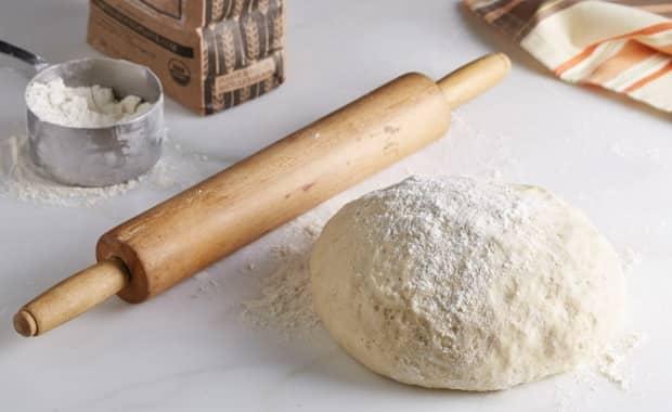 Как сделать постное тесто для пирожков по пошаговому рецепту с фото
