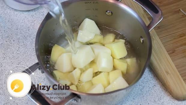 Попробуйте приготовить ленивые картофельные вареники.