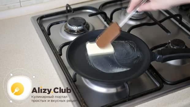 По рецепту. для приготовления пиццы 4 сыра растопите масло.
