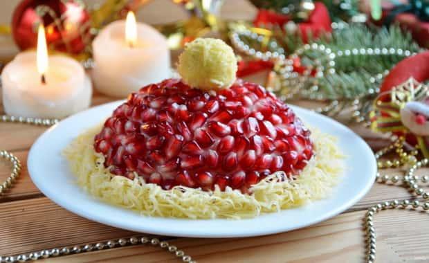 Как приготовить салат Красная шапочка по пошаговому рецепту с фото