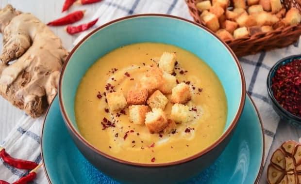 Как приготовить суп-пюре из цветной капусты по пошаговому рецепту с фото