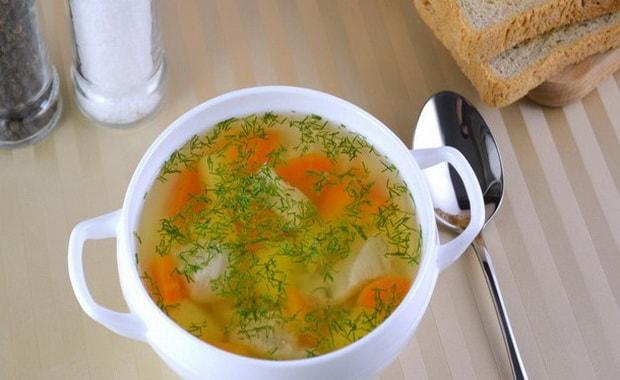 Как приготовить вкусній картофельный суп по рецепту с фото
