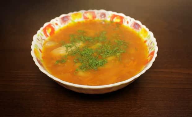 Как сварить фасолевый суп в мультиварке по пошаговому рецепту с фото