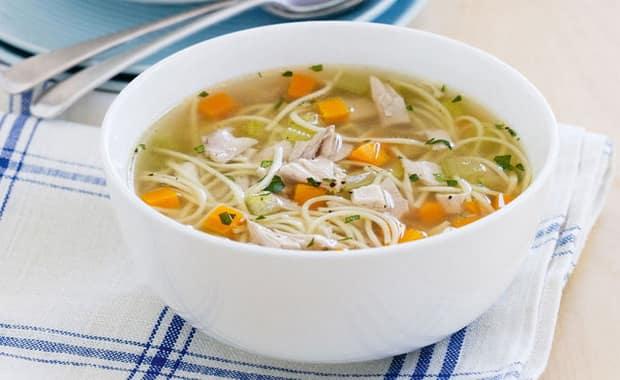 Как приготовить куриный суп с вермишелью в мультиварке по пошаговому рецепту с фото