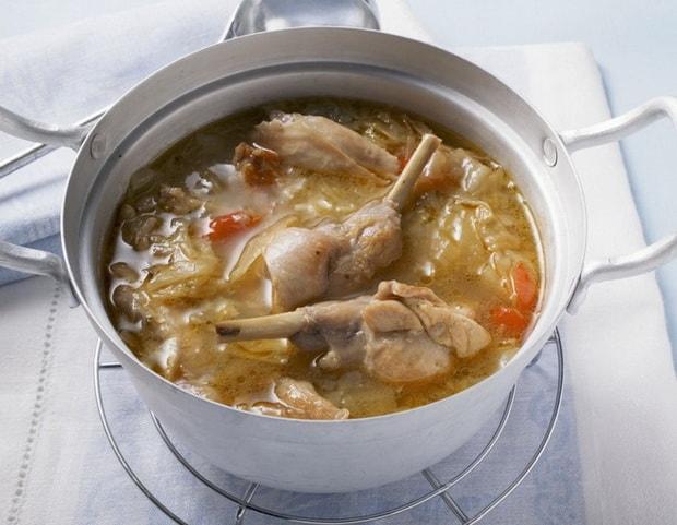 Смотрите в статье сколько варится кролик для супа