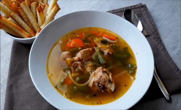 Как приготовить суп из кролика по пошаговому рецепту с фото