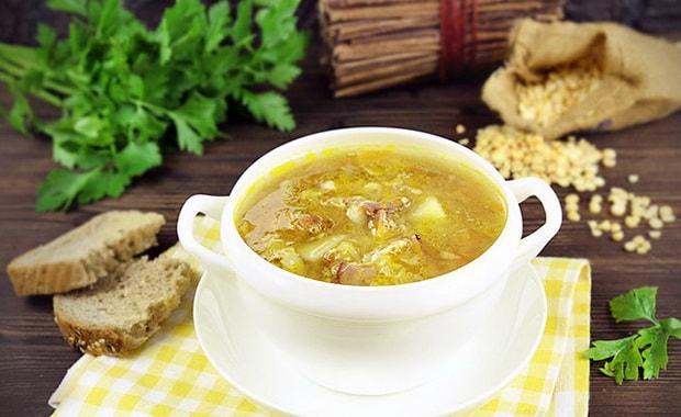 Как приготовить гороховый суп с копченостями в мультиварке по пошаговому рецепту с фото
