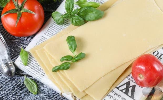 Как сделать тесто для лазаньи в домашних условиях по пошаговому рецепту с фото