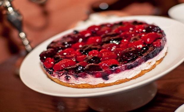 Как приготовить Тирольский пирог с ягодами по пошаговому рецепту с фото