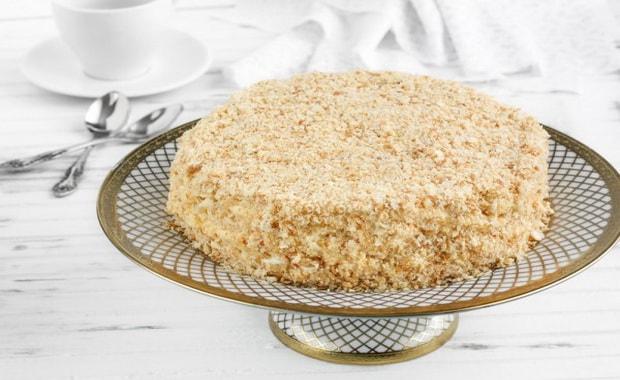 Как приготовить торт на сковороде по пошаговому рецепту с фото
