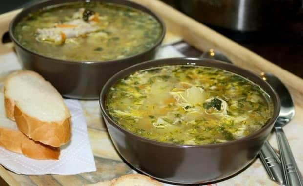 Как приготовить вкусный суп из свинины с картошкой по рецепту с фото