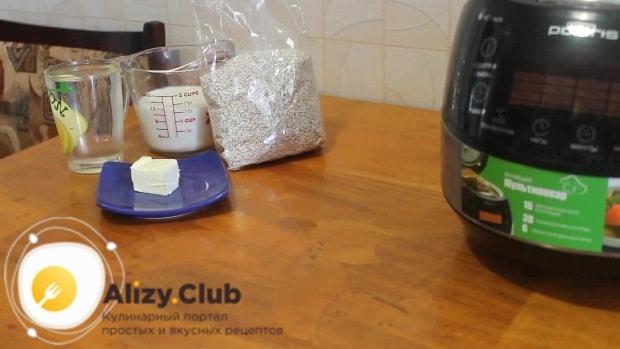 ячневая каша в мультиварке на молоке рецепт