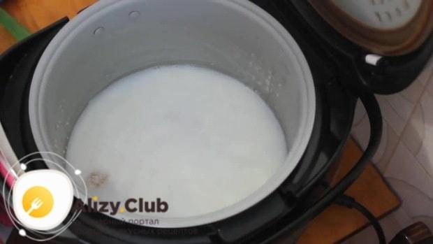как приготовить ячневую кашу в мультиварке