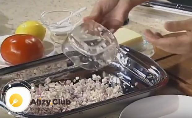 По этому же рецету вы можете узнать, как приготовить антрекот из свинины в духовке.