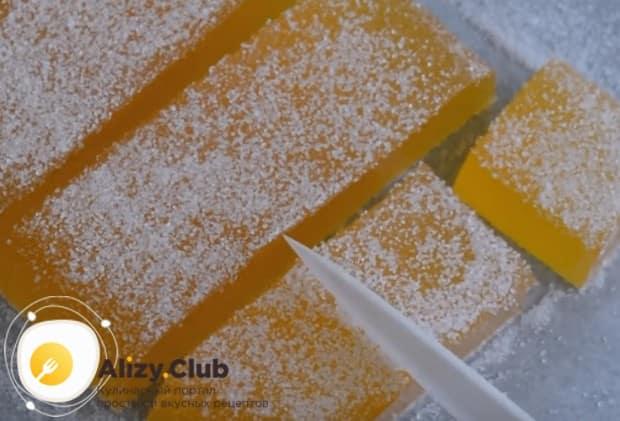 Приготовьте вкусный мармелад в домашних условиях по нашему простому пошаговому рецепту с фото.