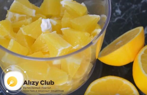 Приготовьте вкуснейший апельсиновый мармелад по простому рецепту.