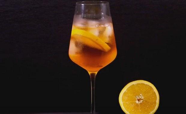 Апероль шприц коктейль рецепт в домашних условиях
