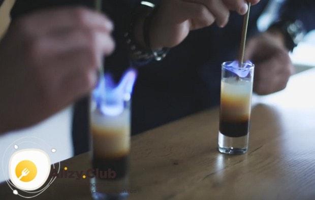 Приготовьте удивительный коктейль Б 52 в домашних условиях по нашему рецепту!