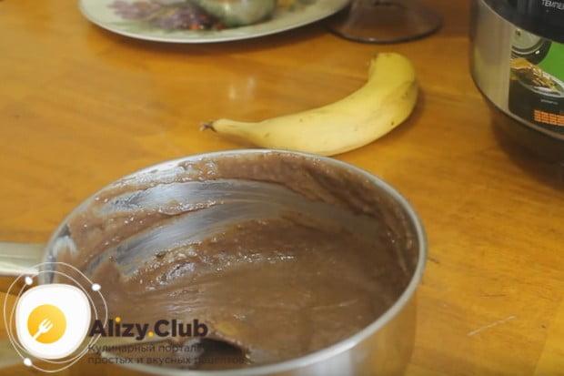 При желании можно добавить в такой крем какао.