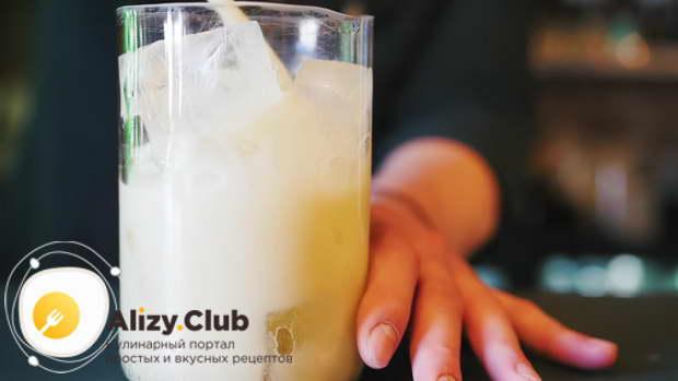 коктейль пина колада алкогольный рецепт