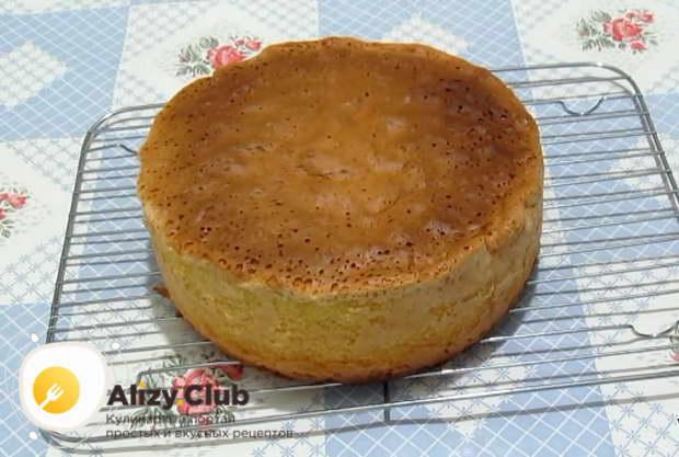 чем пропитать бисквитный торт чтобы был сочным