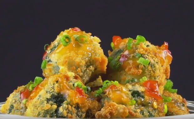 Как приготовить брокколи в кляре по пошаговому рецепту с фото