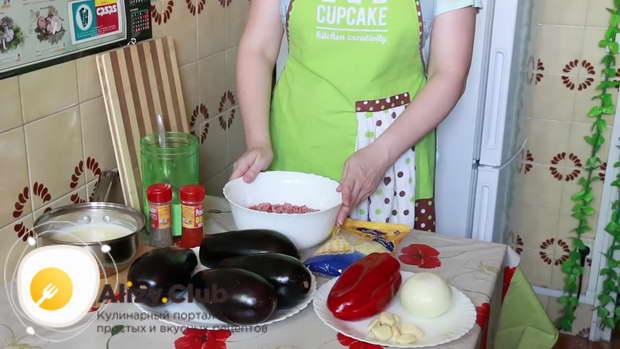 фаршированные баклажаны самый вкусный рецепт