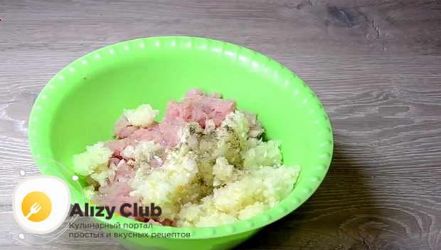 как приготовить фрикадельки с подливкой на сковороде