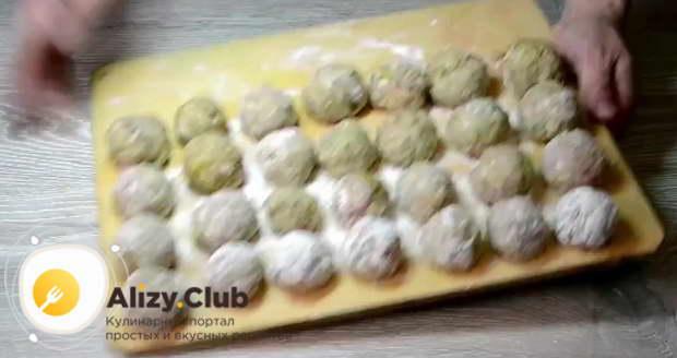 вкусные фрикадельки с подливкой