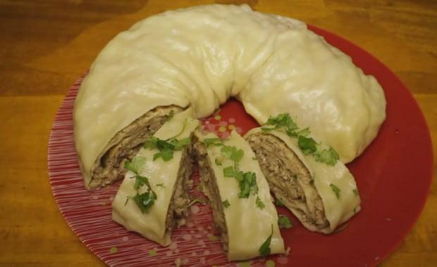 Рецепты приготовления вкусного ханума с мясом