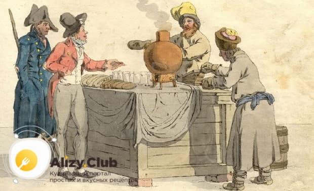 как приготовить сбитень по старорусскому рецепту
