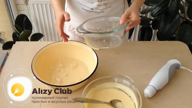 Перед тем как сделать мороженное пломбир в домашних условиях, заморозьте лед