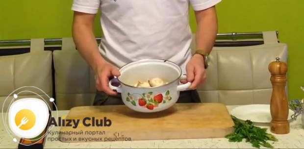 шампиньоны на мангале рецепт маринада
