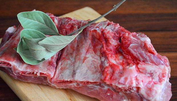 свиные ребрышки на сковороде рецепт с фото