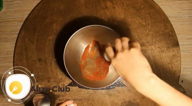 Все о том как сделать карпаччо из курицы