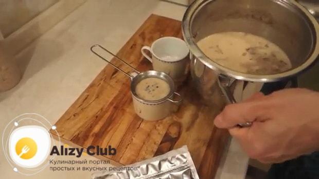 Ароматный масала чай приготовленный по классическому рецепту готов